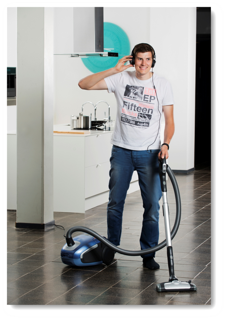 Cleaners Right Image